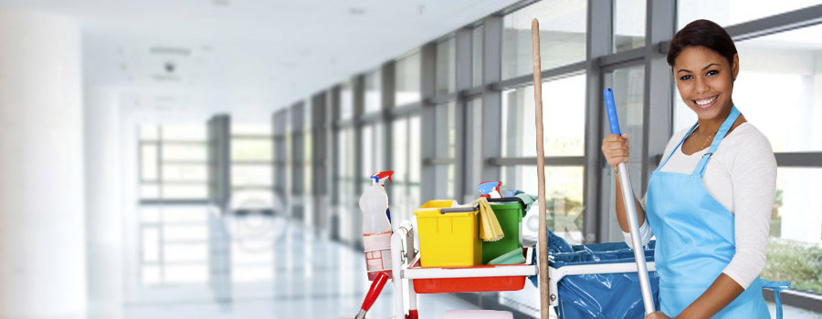 Commercial disinfecting banner image