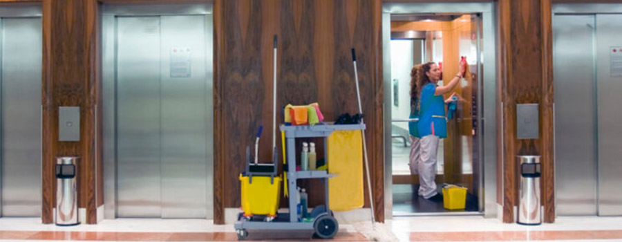 Janitorial provider banner image